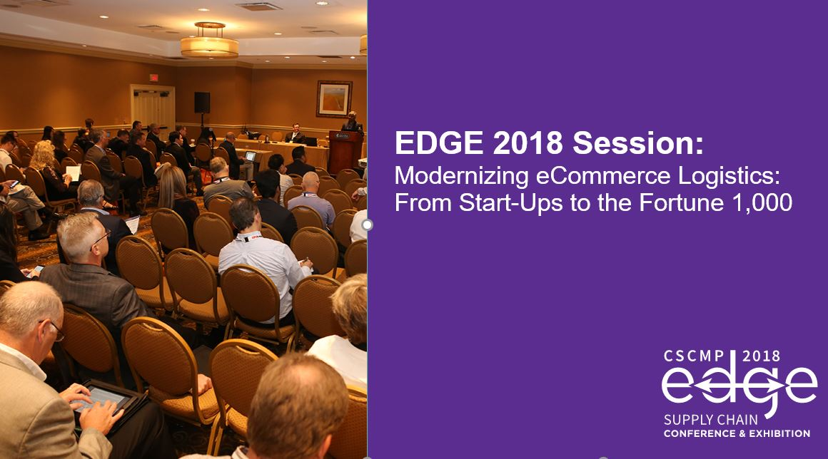 CSCMP Learning: EDGE Sessions